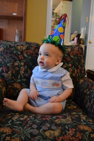 First Birthday: Reflections on the First Year of Motherhood