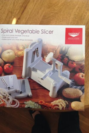 "The ""Spiralizer"" Product Review"