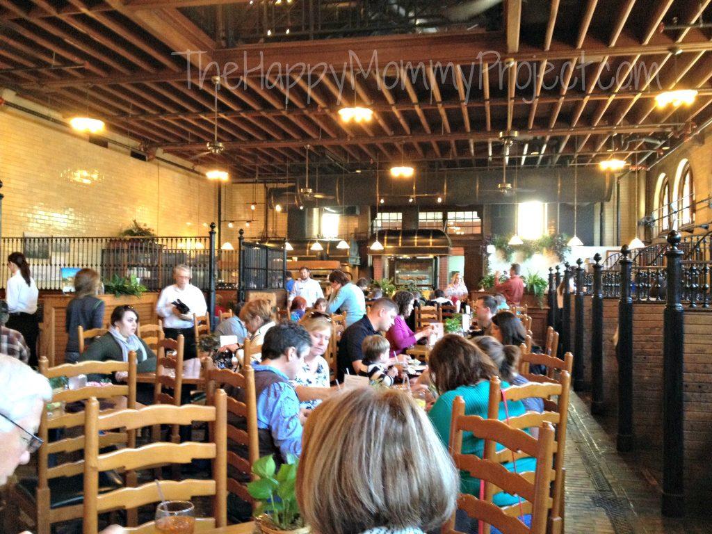 Stable Cafe inside