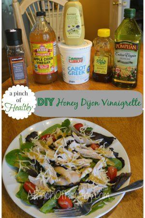 Honey Dijon Vinaigrette Recipe