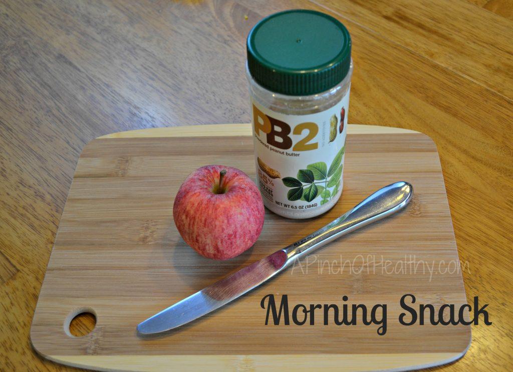 morning snack