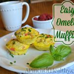 Omelet Muffins Recipe
