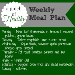 Meal Inspiration Monday