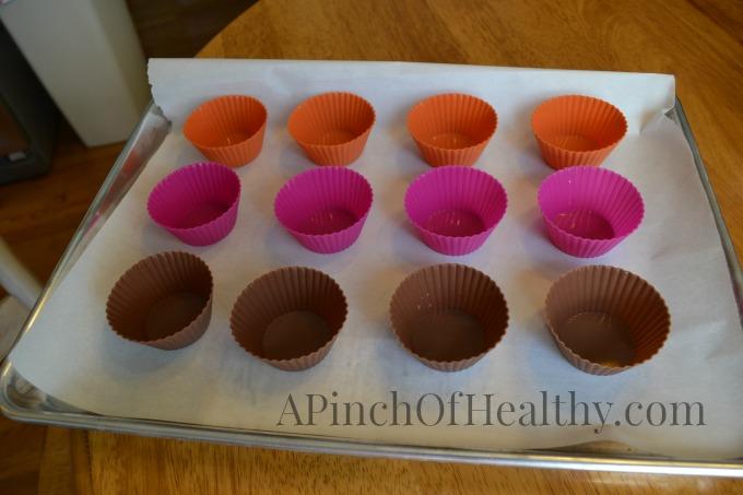 silicon muffin cups