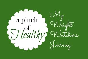 Weight Watchers Results