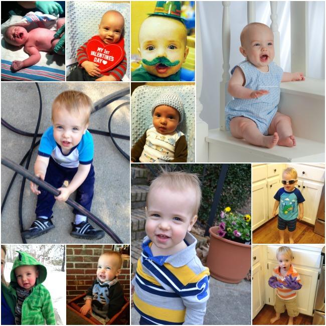 2nd-birthday-Collage