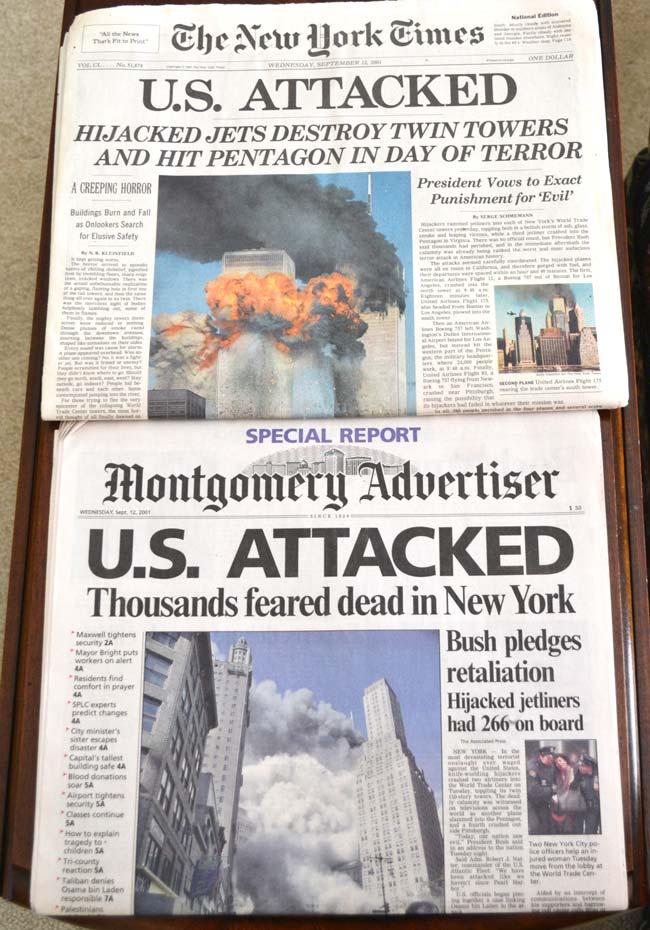 911-newspapers