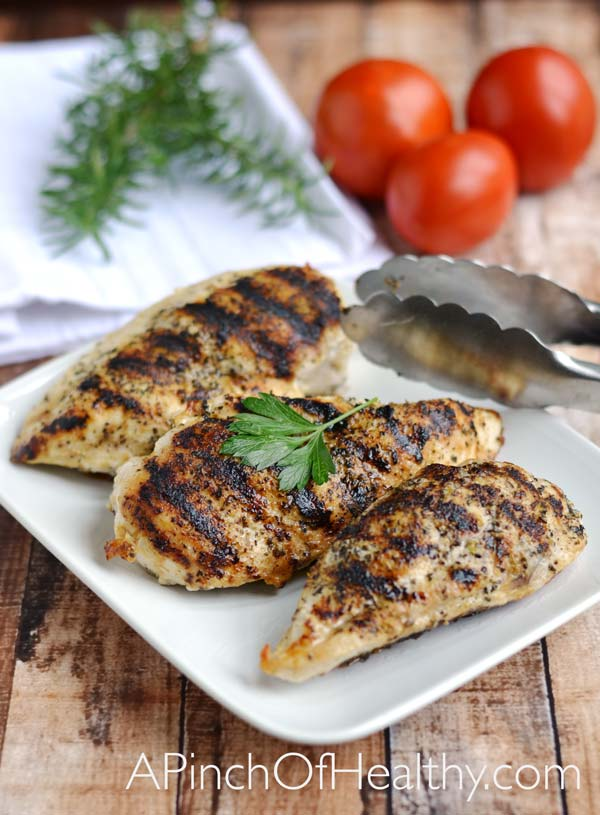 Pan Grilled Chicken Grilled Chicken Breasts Recipe