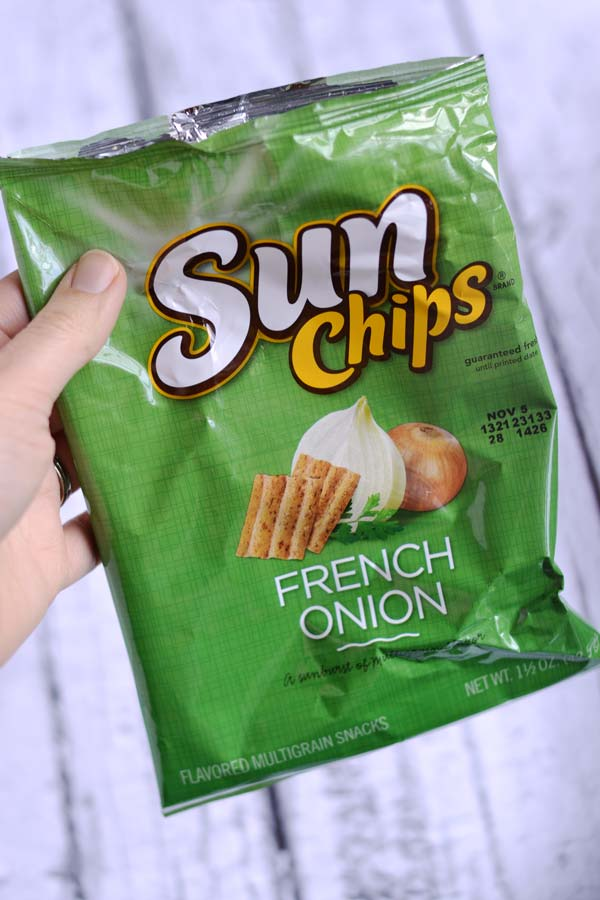 sun chips snack