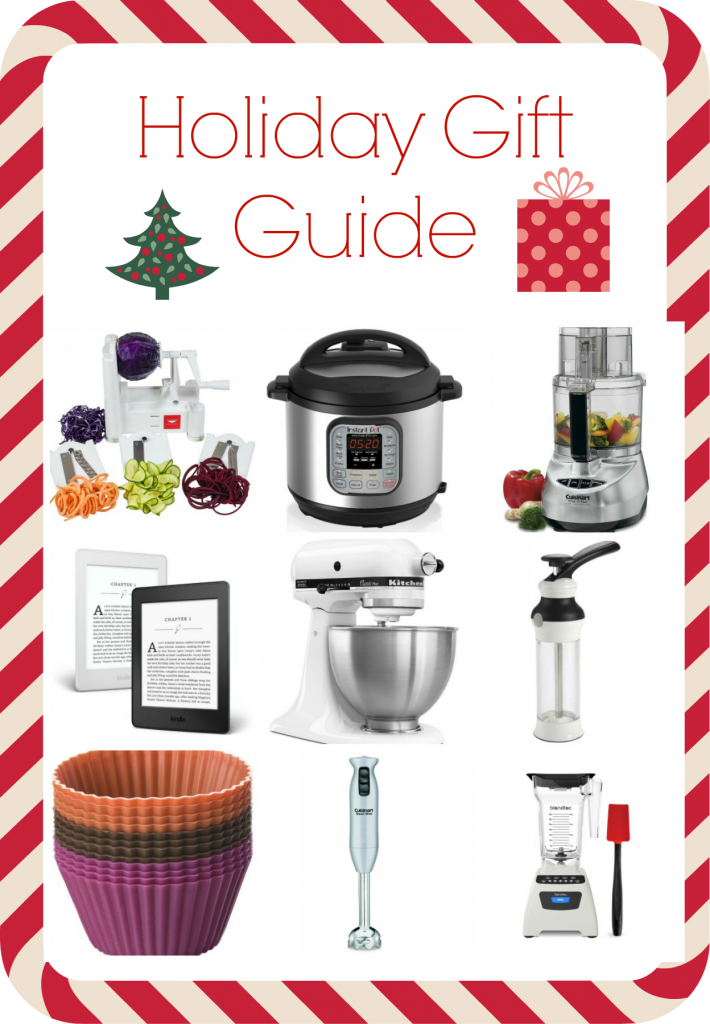 10 christmas gift ideas for food lovers a pinch of healthy for Christmas gift ideas for kitchen lovers