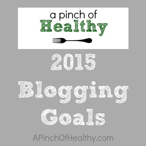 2015 blogging goals