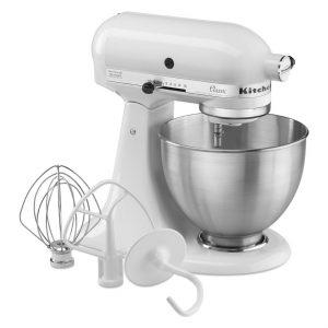 KitchenAid Mixer Classic White