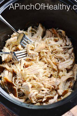 How to Make Easy Shredded Chicken