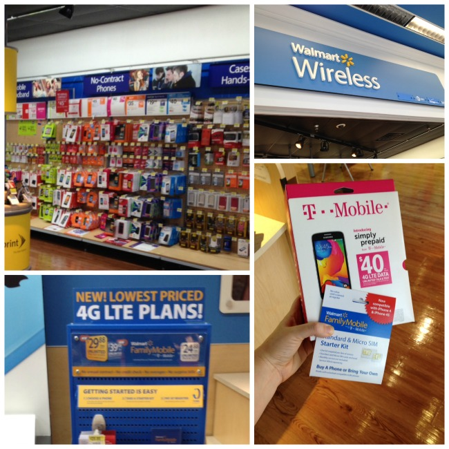 Walmart Family Mobile Unlimited Talk, Text and Data Plans