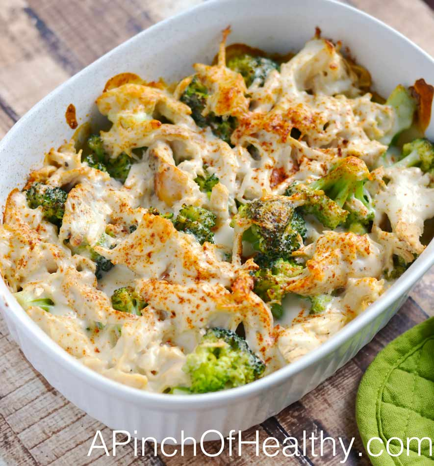 Chicken divan plus video tutorial a pinch of healthy chicken divan apinchofhealthy forumfinder Images