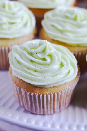 Key Lime Cupcakes {YOLO Recipe}