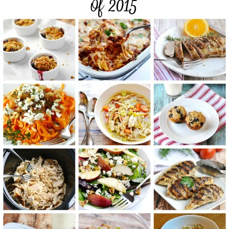 2015 Top Recipes Collage2