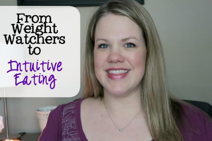 From Weight Watchers to Intuitive Eating