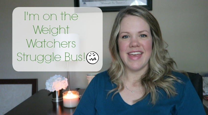Weight Watchers Struggle Bus | Doubts, Questions and Thoughts
