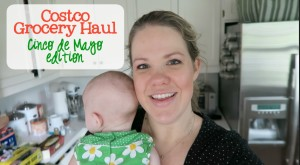Costco Grocery Haul May 2016