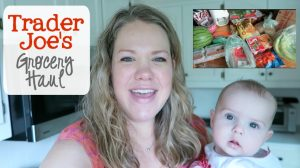 Trader Joes Grocery Haul July 2016