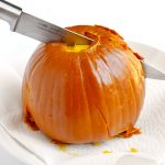 You can use your Instant Pot to make real pumpkin puree! It is super simple and easy since there is no peeling, cutting, de-seeding or even piercing ahead of time. | APinchOfHealthy.com