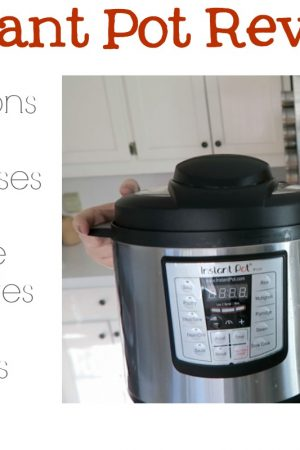 Instant Pot Review {+Favorite Uses & Accessories}