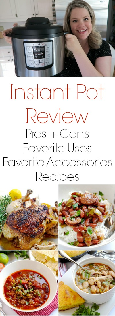 Instant Pot Review + Uses, Accessories & Recipes