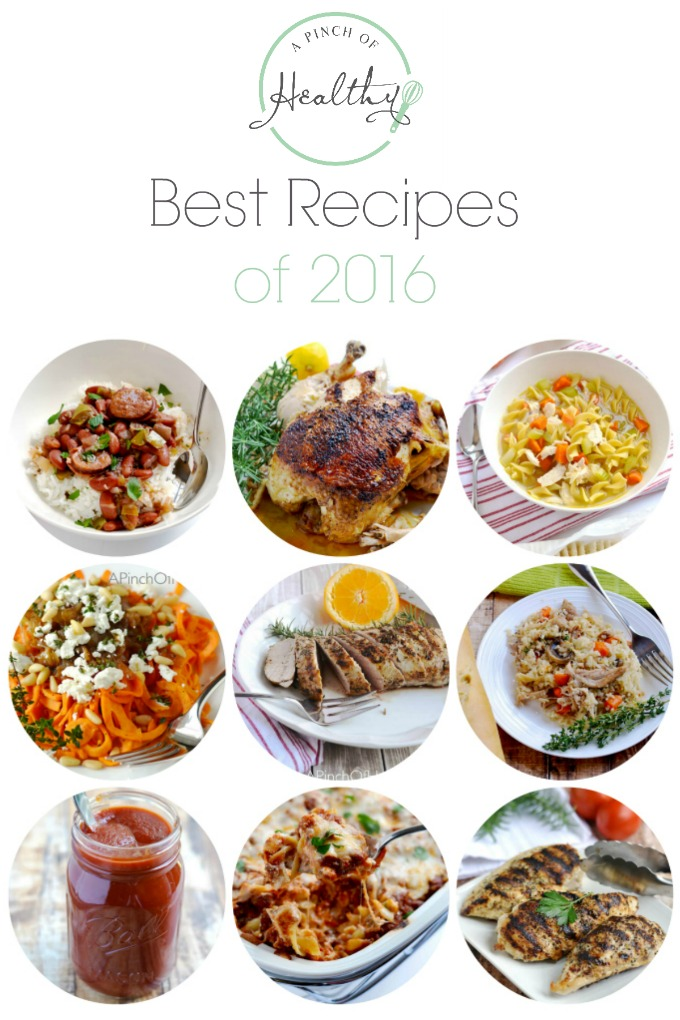 Top recipes of 2016 a pinch of healthy Bhg recipes may 2016