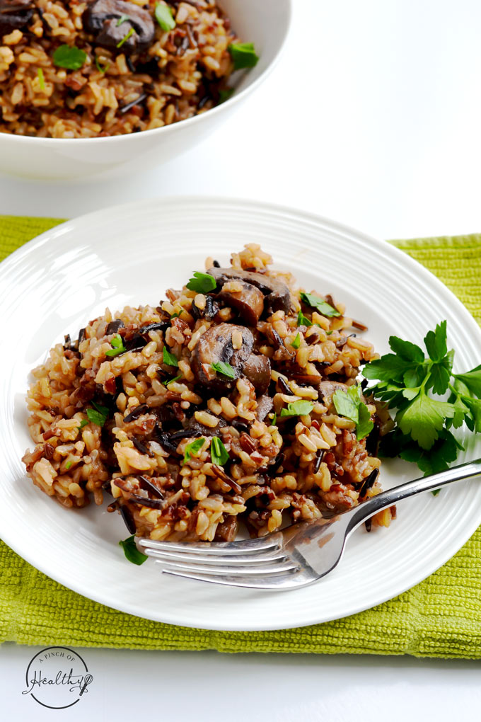 how to make instant brown rice