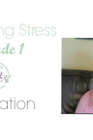 Managing Stress: Meditation
