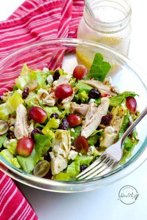Copycat Newk's Favorite Salad