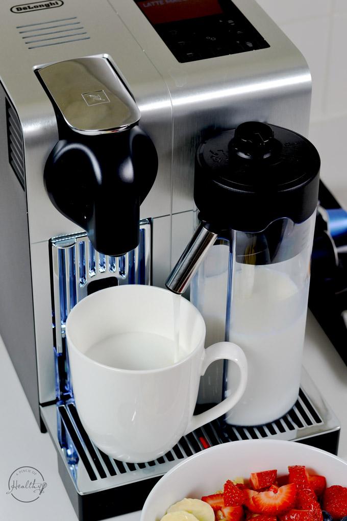 Cappuccino Espresso And Lattes On Demand De Longhi