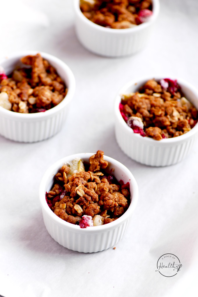 cran apple crisp