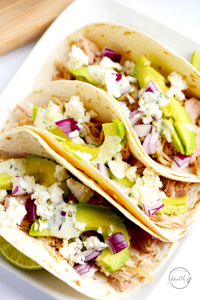 Apr 11, · Preheat oven to degrees. Place the chicken breasts on a baking sheet and top with Sriracha. Bake for 30 minutes (or until they're fully cooked). While the chicken is baking, heat the tortillas up (optional). Top each tortilla with chopped red cabbage and chopped peppers/5(2).