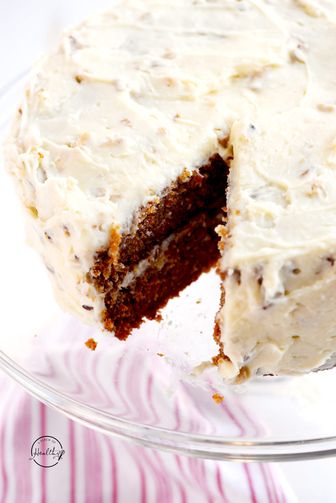 What Can I Use To Substitute Carrots In Carrot Cake
