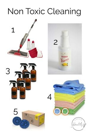 Best non toxic eco cleaning products