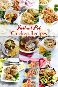 Instant Pot Chicken Breasts (+ Video Tutorial) - A Pinch of