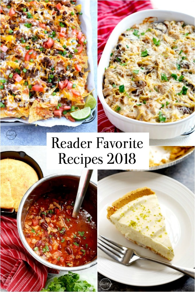 2018 best recipes